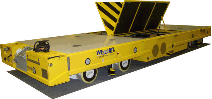 Wheelift Aluminum Transporter